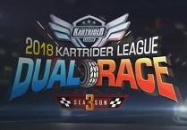 2018Dual Race联赛第3季组队总决赛-GameKing vs PENTA XENICS