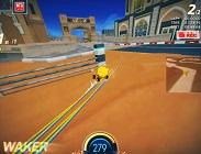 Waker-环游世界迪拜富人区S2-1分36秒71-国王的新车X-工厂改